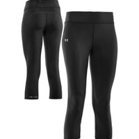 Under Armour Women's coldblack Run Capri - Dick's Sporting Goods