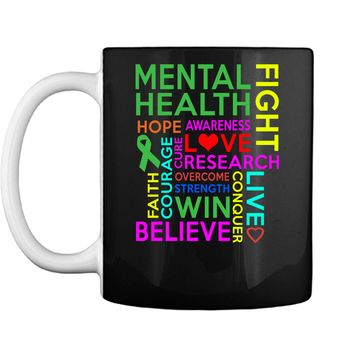 Mental Health Awareness Month Mug