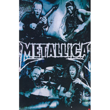 Metallica - Domestic Poster