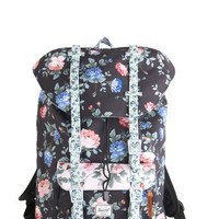 Herschel Supply Co. Darling, Travel, Scholastic On a Flower Trip Backpack