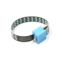 MOHZY X OPENING CEREMONY EYE IPHONE 5 USB BRACELET - WOMEN - STAFF PICKS - MOHZY X OPENING CEREMONY
