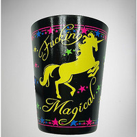 3 oz. Fucking Magical Shot Glass - Spencer's