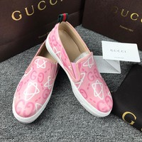 LV Louis Vuitton Women Trending flower Casual Shoes Sneaker Sport Running Shoes best quality pink