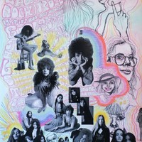 Groupies and Other Girls Art Print by Alayna Hanson | Society6