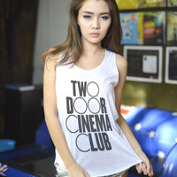 Two Door Cinema Club Tank Top