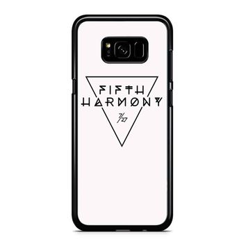 Fifth Harmony Official Merch 2 Samsung Galaxy S8 Plus Case