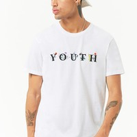 Floral Youth Graphic Tee