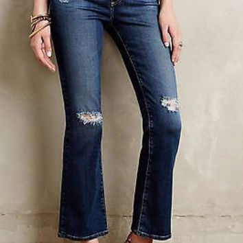 AG Adriano Goldschmied Stacy Flare Jeans 31 Anthropologie NWT