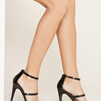 Strappy Stiletto Sandals | Forever 21 - 2000153378