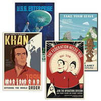 Star Trek Propaganda Prints - Escape To Risa