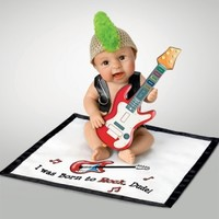 I Was Born to Rock Dude! by Sherry Rawn - Royal Gift