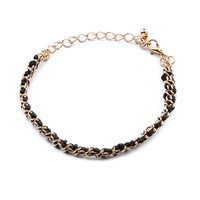 Tightrope Chain Bracelet | Dainty Jewelry at Pink Ice