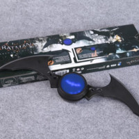 Dc Comics Arkham Knight Replica Batman Batarang