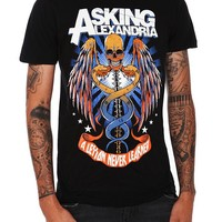 Asking Alexandria A Lesson Never Learned Slim-Fit T-Shirt - 987366