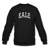 KALE CREW NECK SWEATSHIRT SEEN IN BEYONCES 711 MUSIC VIDEO #iknowyoucare | GIFT IDEA