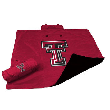 Texas Tech Red Raiders NCAA All Weather Blanket