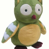 Enchanted Forest Plush Toy Owl Image - jjd1035bed9 - Type 1