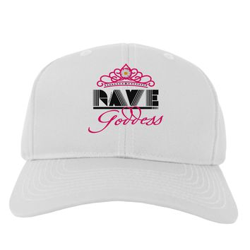 Rave Goddess Adult Baseball Cap Hat
