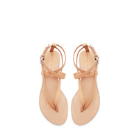 BASIC THONG SANDALS - Stock clearance - Woman - Sale | ZARA United States