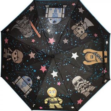 Star Wars Liquid Reactive Color Changing Umbrella - PRE-ORDER, SHIPS in JULY
