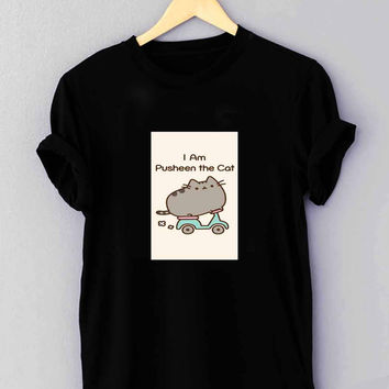i m Pusheen The Cat - T Shirt for man shirt, woman shirt XS / S / M / L / XL / 2XL / 3XL**