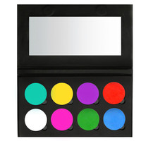 Cupcakes and Monsters (8 Shade Colour Matte Palette)