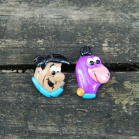 The Flintstones studs