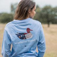 Southern Marsh Authentic Heritage Collection - North Carolina - Long Sleeve