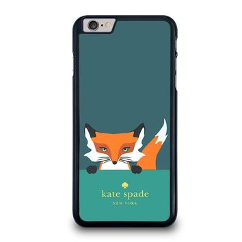 KATE SPADE NOVELTY FOX iPhone 6 Plus Case Cover