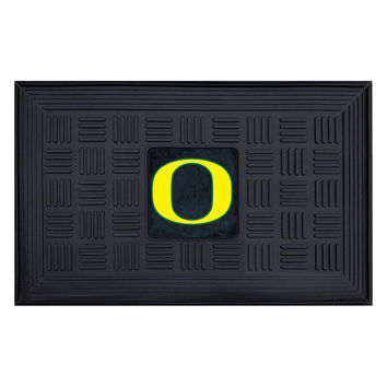 Oregon Ducks NCAA Vinyl Doormat (19x30)