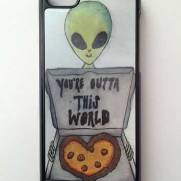 You're Outta This World iPhone Case