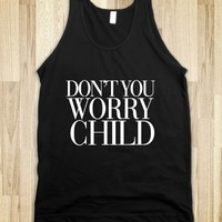 DON'T YOU WORRY CHILD SWEDISH HOUSE MAFIA EDM EDC