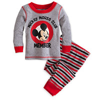 Mickey Mouse Club PJ Pal for Baby