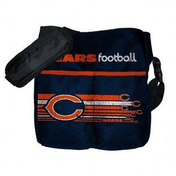Chicago Bears NFL (Baby Fanatic) Diaper Bag w/ Changing Pad