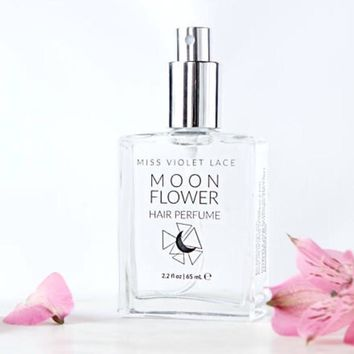 Miss Violet Lace Moonflower Hair Perfume