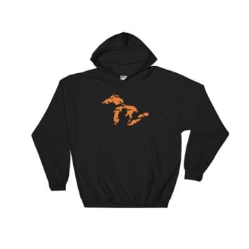 Halloween Bats Great Lakes Hoodies (Limited Edition)