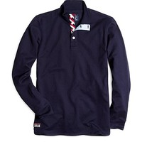 Mockneck Rugby - Brooks Brothers