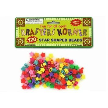 Star Shaped Crafting Beads