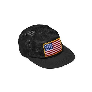 Raised By Wolves Tactical 6 Panel Cap - USA