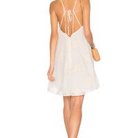 ASTR Cecilia Dress in Ivory