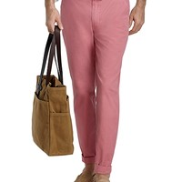 Men's Slim Fit Chinos