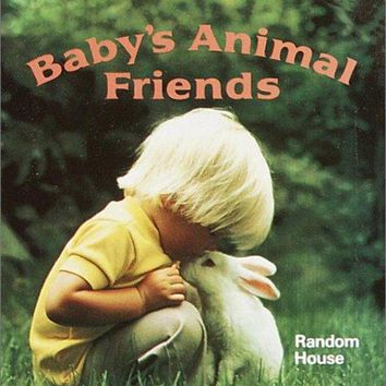 Baby's Animal Friends (Chunky Books)