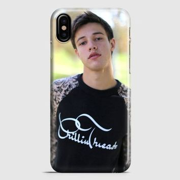 Cameron Dallas Is My Boyfriend White iPhone X Case
