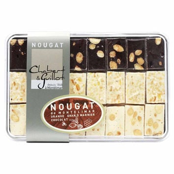 Assorted Authentic French Nougat by Chabert Guillot 8.8 oz.