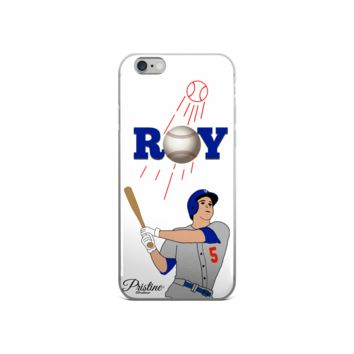 Seager ROY (NL Rookie of the Year) iPhone Case