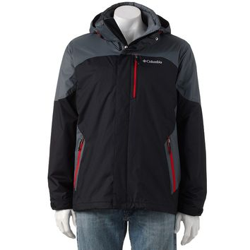 Columbia Sportswear Summit Lift Interchange Colorblock 3-in-1 Jacket - Men