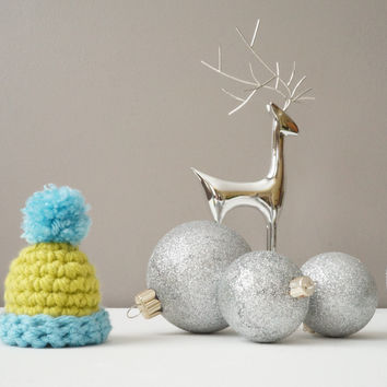 Christmas hat ornament holiday decorations gift ideas