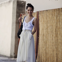 On the Street?.Simple Style, Great Smile, Florence « The Sartorialist