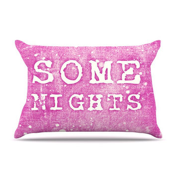 "Monika Strigel ""Some Nights"" Pillow Case"