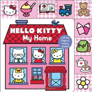 Hello Kitty: My House (Hello Kitty)